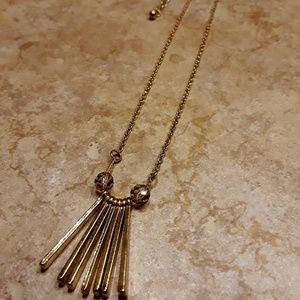 Adjustable fashion necklace